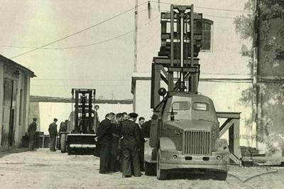 Lviv Power Lift Trucks factory