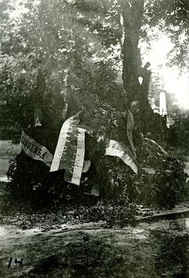 The grave of Ivan Franko