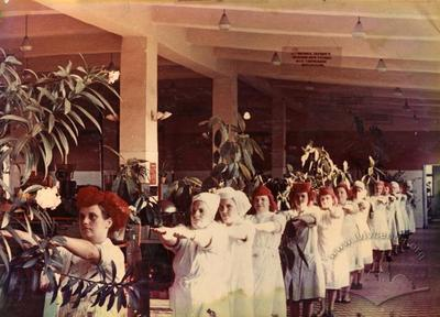 """Workers of Wine Factory """"Ukrholovvyno"""""""