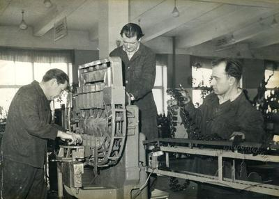 Repairing The Assembly Line at The Factory