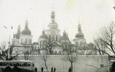 Sofiyivsky cathedral