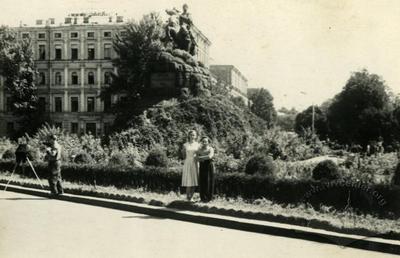 Monument to the hetman Bohdan Khmelnytskyi