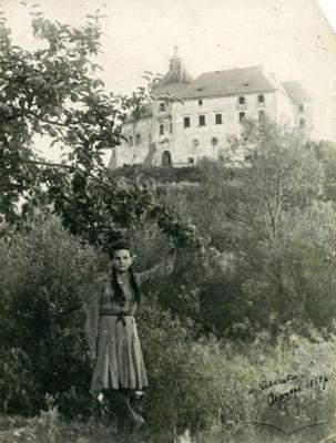 Girl from Olesko