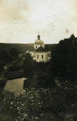 Монастирська церква.