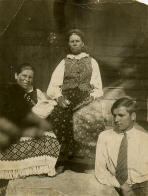 Family from Shchyrets