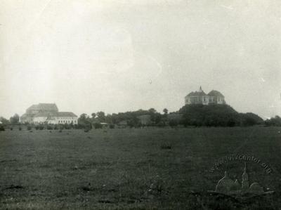 Oleskyi castle