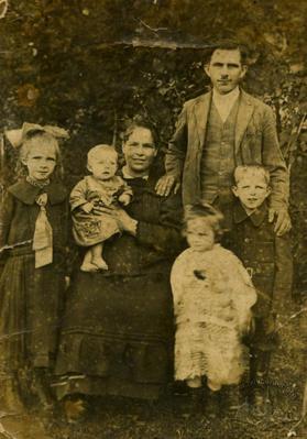 Family from Navaria