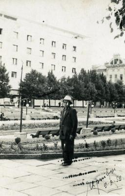 Teatralna square