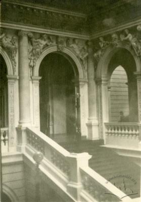 Interior of Lviv Polytechnic University