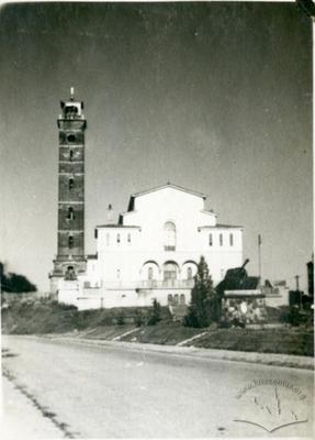 Protection of Our Lady Church at Lychakivska Street
