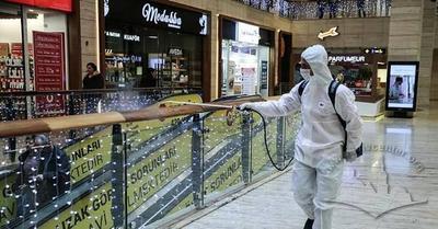 Стамбул на карантині