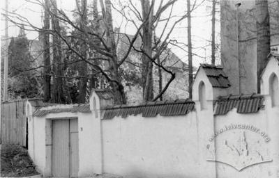 Fence on The Hipsova Street