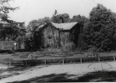 Gardener house