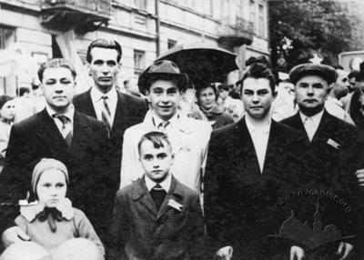 Portrait of Participants of Demonstration