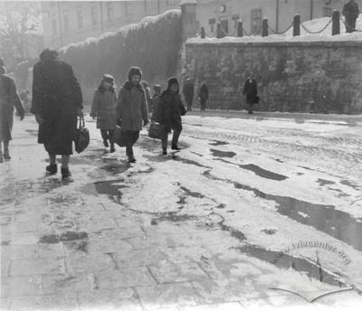 Hrushevskoho Street