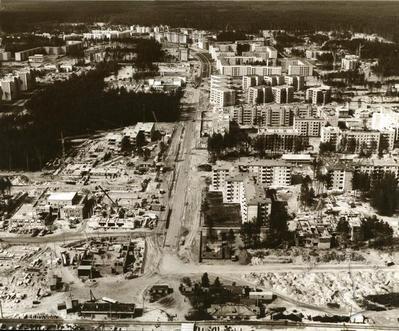 Будівництво Славутича