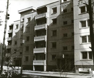 Житловий будинок у Вільнюському кварталі