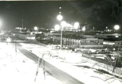 Night at Chornobyl' NPP