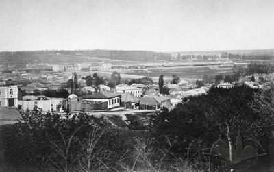 A view of the Nova Budova area