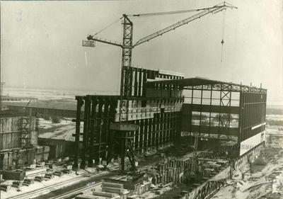 Будівництво ЧАЕС
