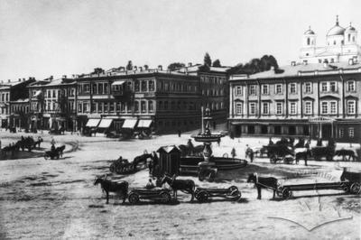 Tsarska square