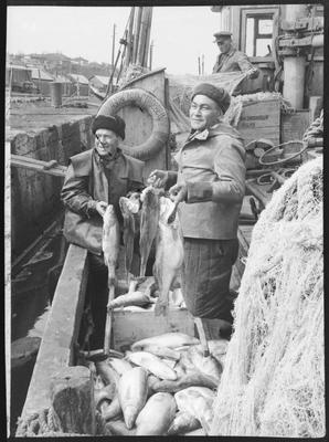 Рибалки. Весняна путина