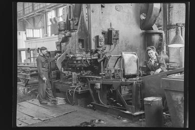 Реконструкція пресу цеху рейкових скріплень