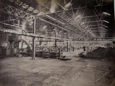 Пудлінгове віддлення заводу