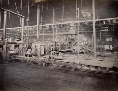 Листопрокатний верстат Дніпровського заводу