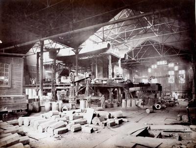 Бесемерівськa майстерня Дніпровського заводу
