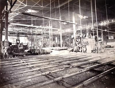 Рельсопрокатна майстерня Дніпровського заводу