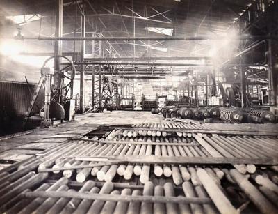 Великосортний та бандажопрокатний верстати Дніпровського заводу