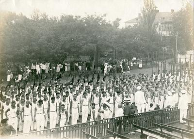 Фізкультурний парад