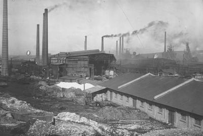 Roll Mill, Kramatorsk Steel Works