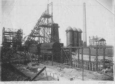 Blast Furnace, Kramatorsk Steel Works