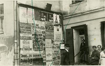 Advertisement at Sianska Street