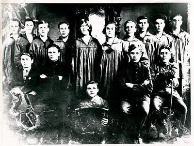 Frunze Konstiantynivka plant workers