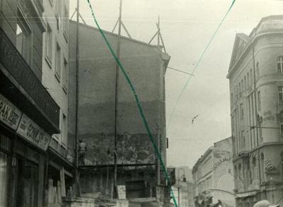 Рекламна афіша - вулиця Городоцька