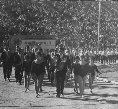 "Sport festival at ""Druzhba"" stadiums"