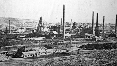 The Kramatorsk Metallurgical Society plant