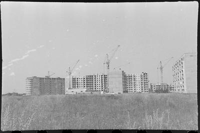"""Будівництво житлових будинків у мікрорайоні """"Лазурний"""""""