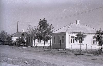 Куточок селища Паркове в Молотовському районі