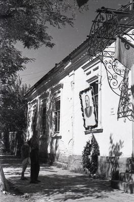 Будинок, де народився А.О. Жданов (вул. 1 Травня, 55)