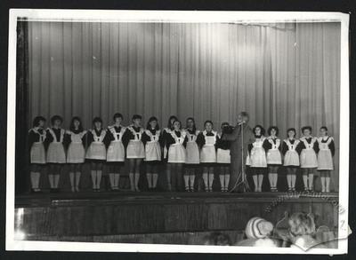 Комсомольський хор