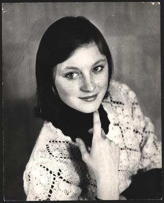 Портрет дівчини (практичні заняття фотогуртківців)