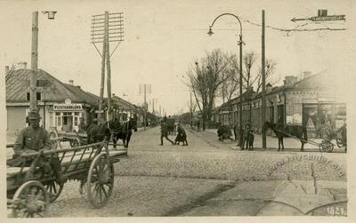 Вокзальна вулиця