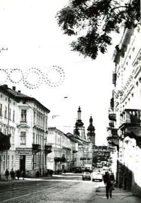 Lychakivska Street