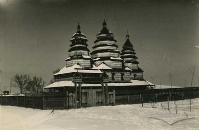 Церква Св. Миколи на Кайзервальді
