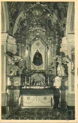 Вівтар Св. Станіслава Костки в костелі єзуїтів